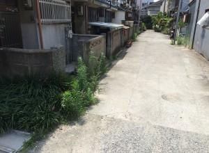 北花田駐車場新設工事